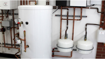 Unvented hot water systems Ashbourne, Central Heating System Types ...